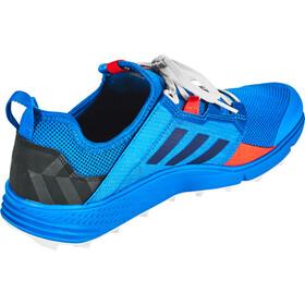 adidas TERREX Speed LD Trail Running Shoes Lightweight Men, blue beauty/legend ink/active red